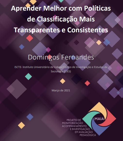 Aprender melhor com politicas de classificação mais transparentes e consistentes