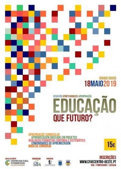 15NF2019 - Educação que Futuro?