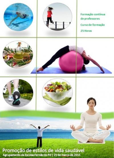 22NF2015 - Promoção de estilos de vida saudável em contexto escolar