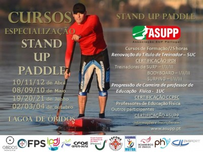 05NF2017 - O Stand Up Paddle como modalidade de Desporto Escolar
