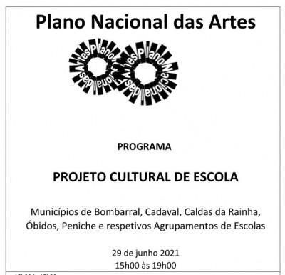 16NF2021 - Projeto Cultural de Escola