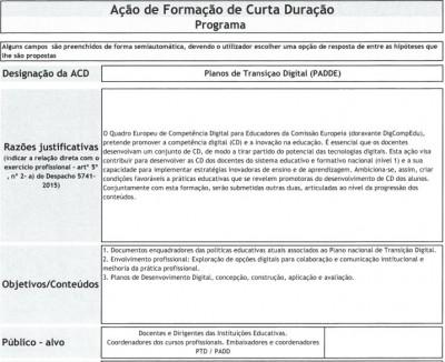 09NF2021 - Planos de Transição Digital (PADDE)