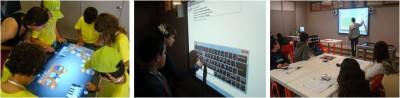 43NF2015 - Tecnologias e ambientes interativos na Sala de Aula do Futuro: partilha de boas práticas