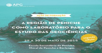 24NF2015 - A Região de Peniche como Laboratório para o estudo(Trabalho de Campo)das Geociências